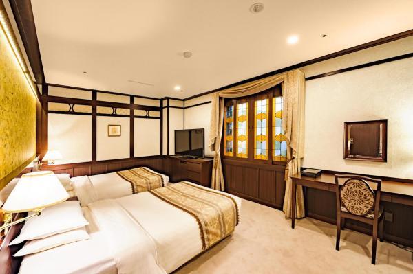 Kanazawa Hakuchoro Hotel Sanraku