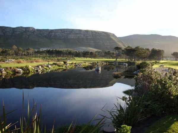 Lagoon near Hermanus