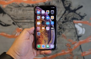 My new iPhone Xs Max