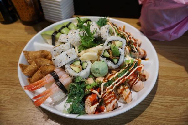 Otome Sushi photo via FB Page