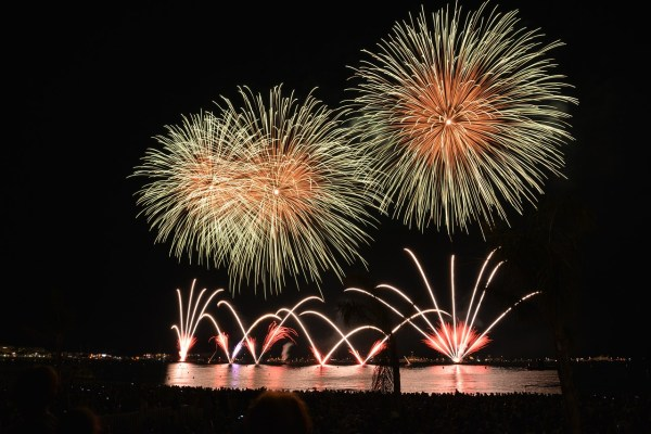 Philippines International Fireworks Competition 2019