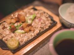 Sisig Bagnet by Keith Dador