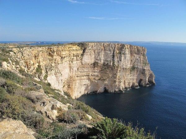 Ta'Cenc Cliffs