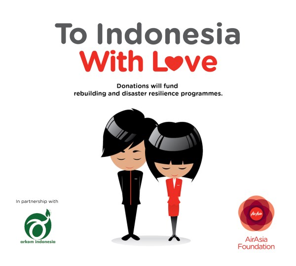To indonesia with love #ToIDwithLove Campaign