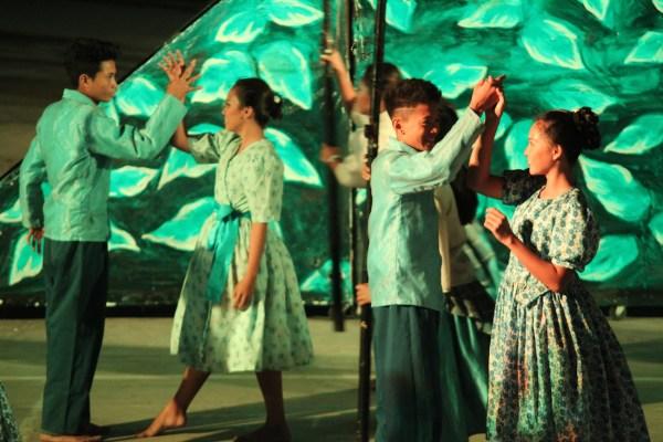 Banaag Festival Dancers
