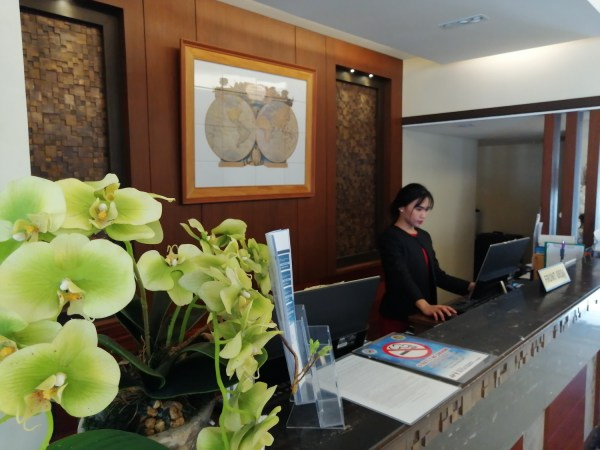 Best Western Pampanga Reception