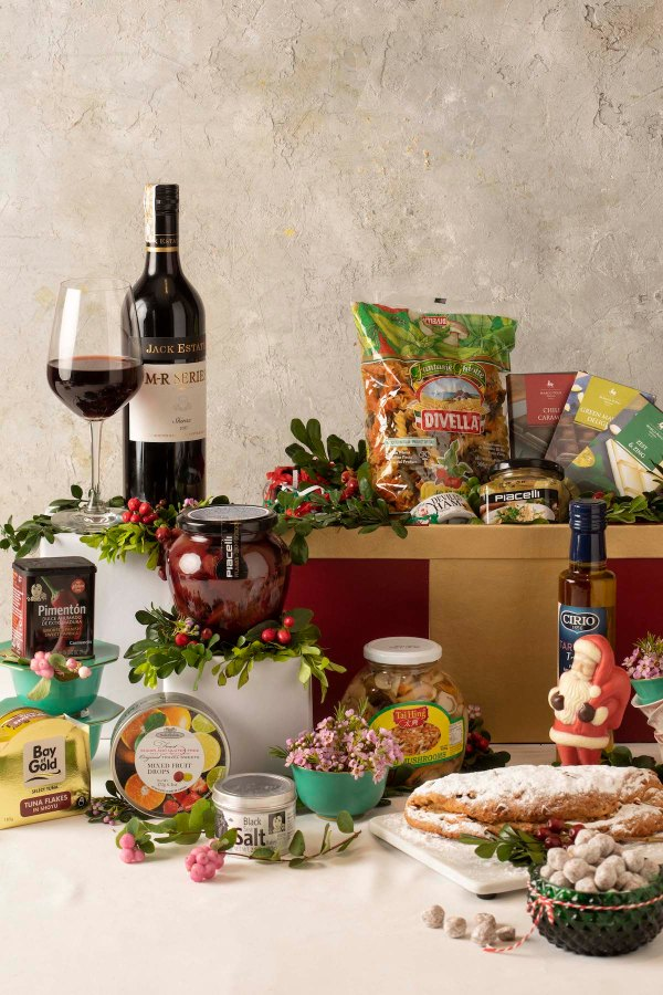 Cafe Pronto Hamper Carrolls Choice