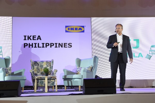 Christian Rojkjaer, Managing Director for Ikea Southeast Asia