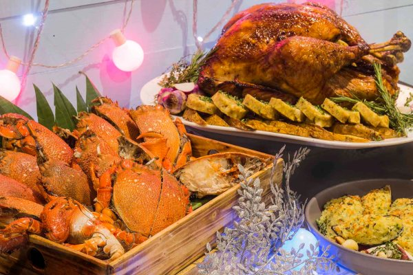 Celebrate the Season at Hotel Jen Manila