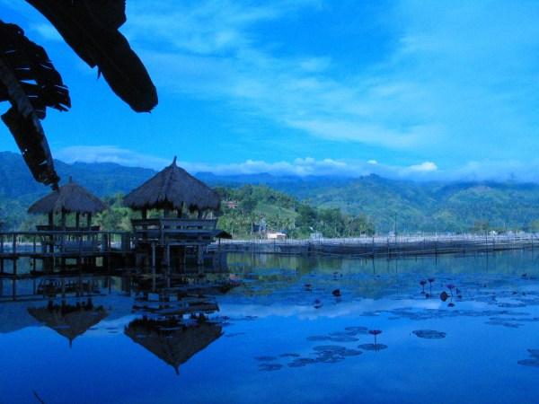 Early Morning in Lake Sebu