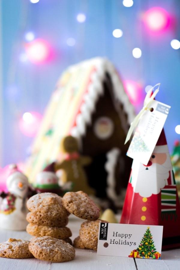 Gingerbread House Hotel Jen Manila