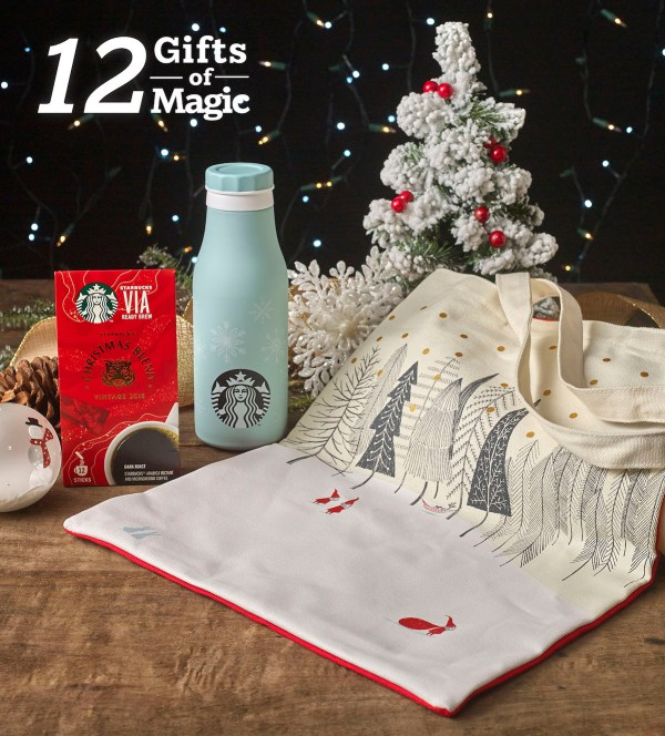 Holiday Travel Gift Set