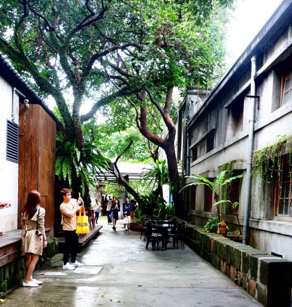 Instagrammable Spots inside Huashan Creative Park