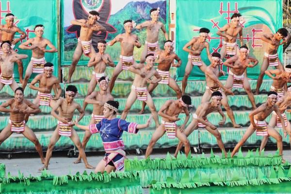 Mimaropa Festival Dancers 2018