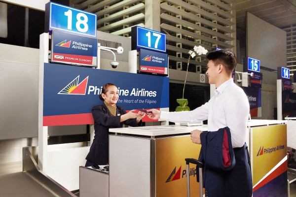 Philippine Airlines Check-in Counter Location
