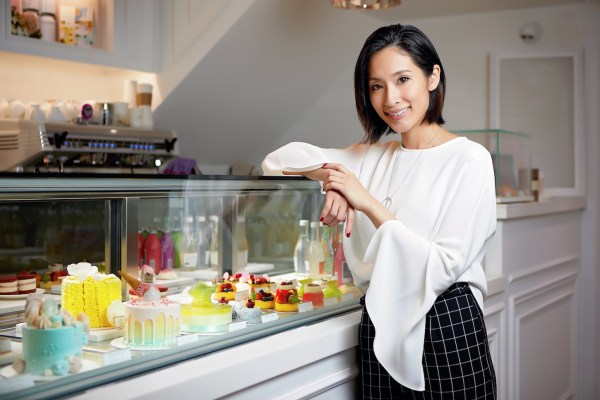 Portrait of Vivien - Vive Cake Boutique Welcomes Year Of The Pig With Sweet Auspicious Delights