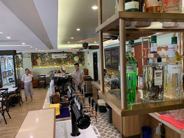 Ruben Bar in San Fernando