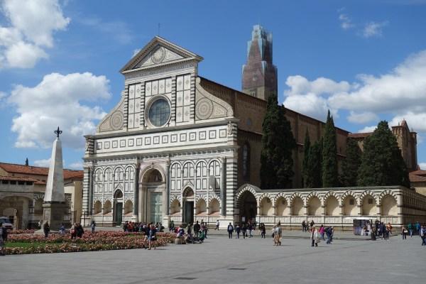 Santa Maria Novella Church in Florence