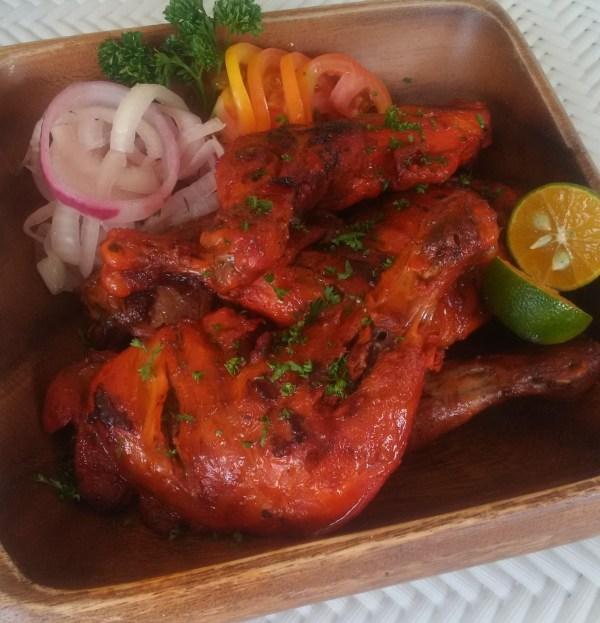 Savoury Chicken Tandoori