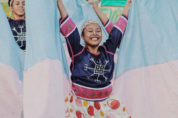 Street Dance Performer in Mamburao for 2018 Mimaropa Festival
