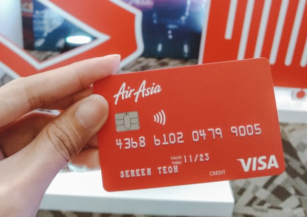 The AirAsia Credit Card Powered by RCBC