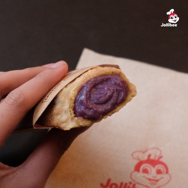 Jollibee's Ube Pie is Now Back for a Limited Time Only