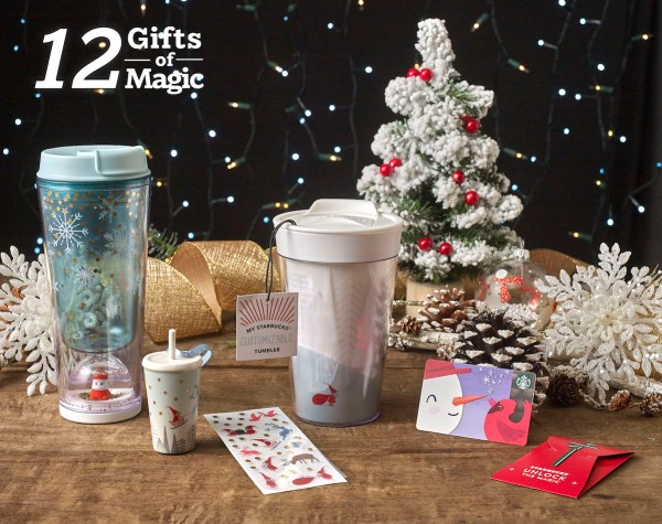 Winter Christmas Gift Set