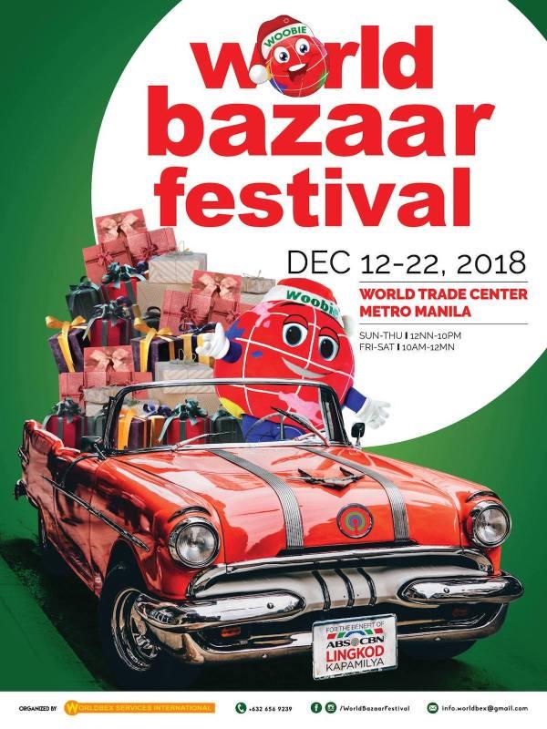 World Bazaar Festival 2018