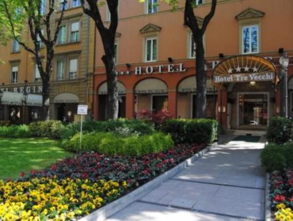 Zan Hotel Tre Vecchi Bologna