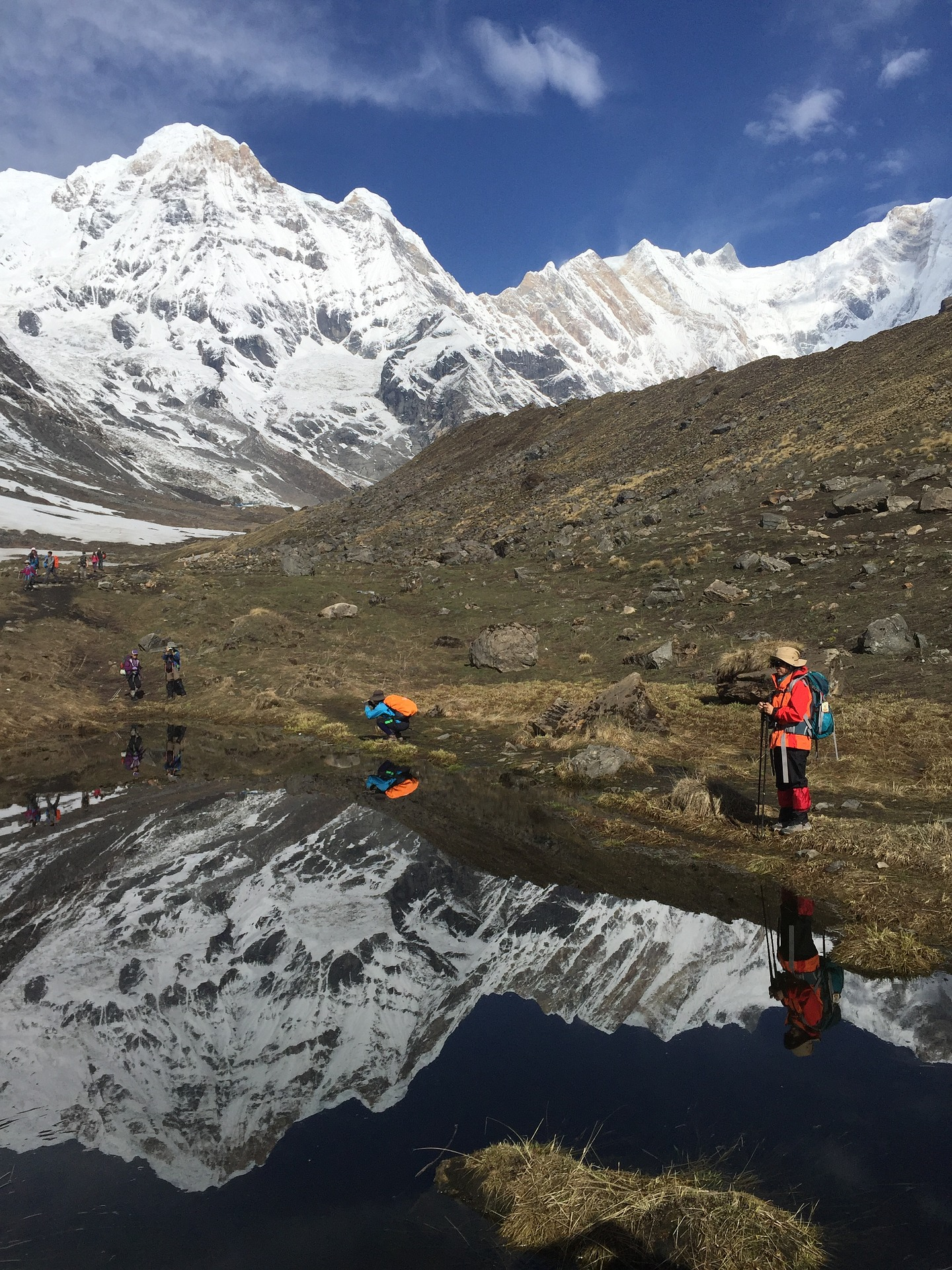Hiking Trails: Trekking In Nepal