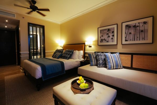 Deluxe Room at Lubi Plantation Island Resort
