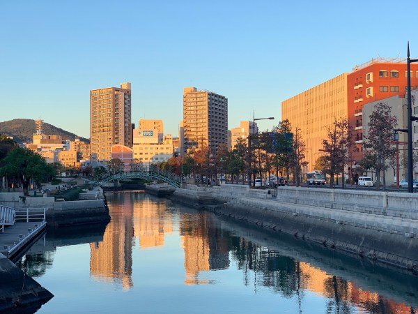 Golden Hour in Nagasaki