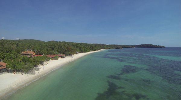 Gumasa Beach in Glan