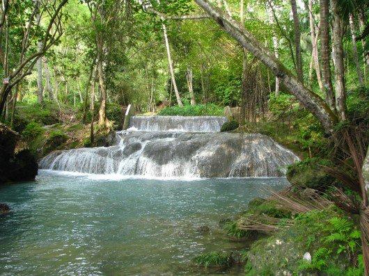 Hagimit Falls and Natures Park photo via FB Page