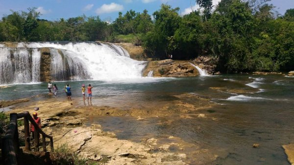 Lulugayan Falls photo by Cuatro Islas Travel and Tours FB
