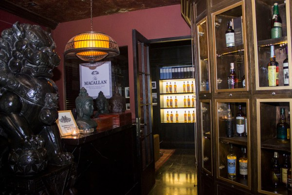 Macallan Single Malt Scotch Whisky launch at Mandalay