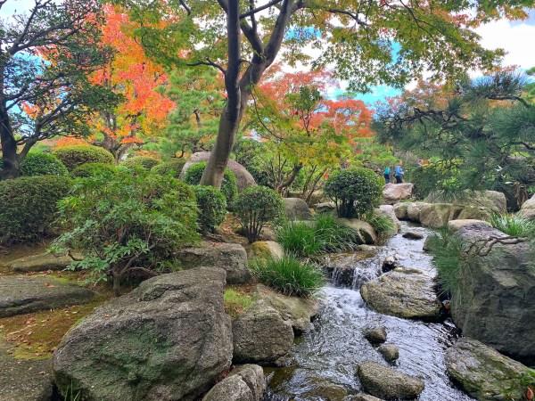 Ohori Park in Fukuoka Japan