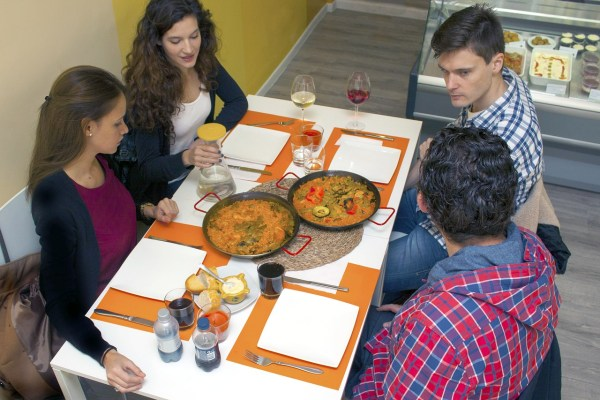 Paella Restaurant Valencia