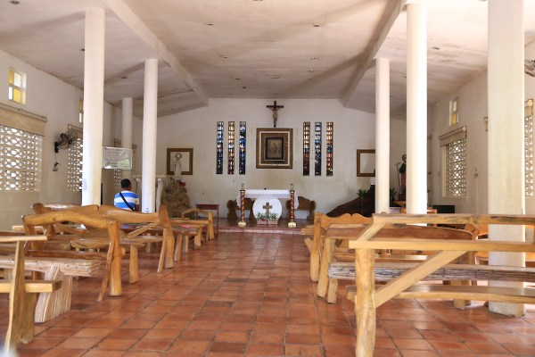 The Adoration Chapel of Santisima Trinidad