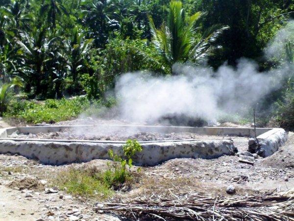 Tongonan Hot Springs by Elvie Roman-Roa via FB