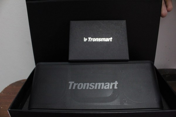 Tronsmart Element Mega Bluetooth Speaker Unboxing