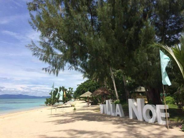 Villa Noe Beach Resort Cagbalete