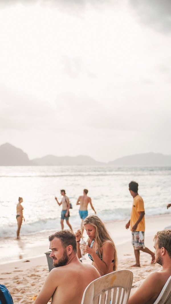 El Nido Philippines by Adam Navarro via Unsplash