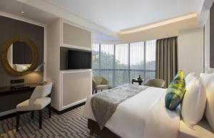 Grand Deluxe Room at Swiss-Belboutique Yogyakarta