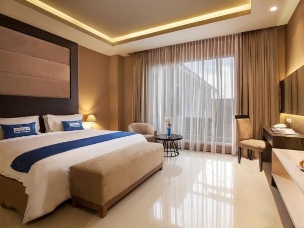 Interior View Room at Asana Grove Hotel Yogyakarta
