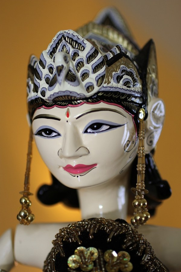 Javanese Puppet