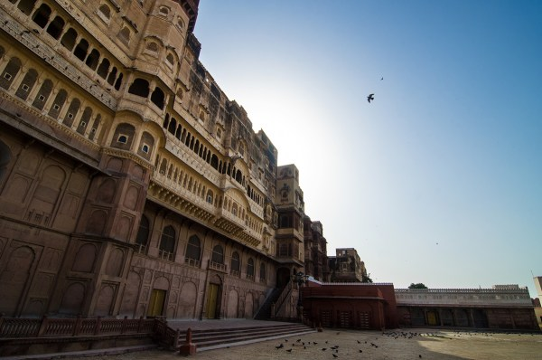 Junagarh Fort, a must visit in Bikaner
