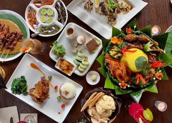 Lunch at Plataran Borobudur Resort and Spa