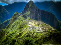 Machu Picchu, Aguas Calientes, Peru by Babak Fakhamzadeh via unsplash