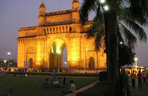 Night in Mumbai